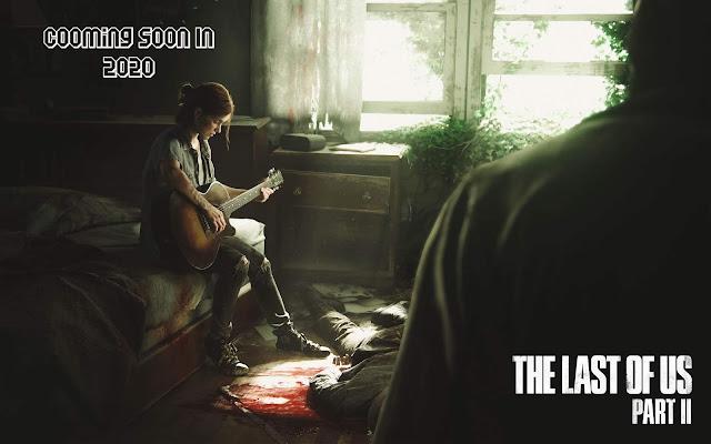The Last of Us Part II فى فبراير 2020