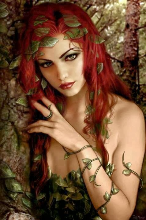 Ivy, might be poison. Is it worth the chance? - Mizz Femmey