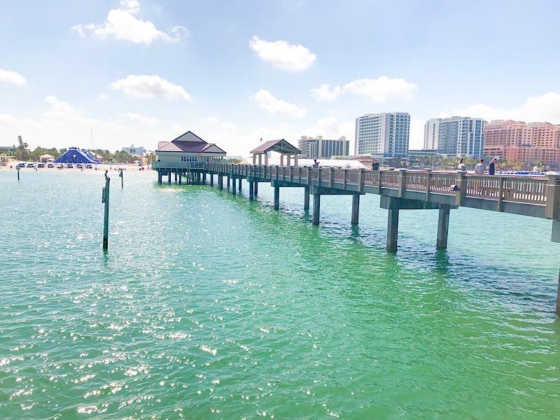 Pier 60 Clearwater FL