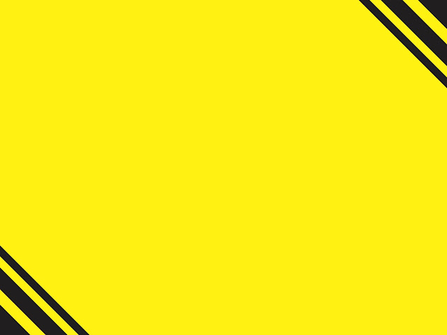 background kuning