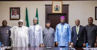 News: Terrorism!  Osinbajo inaugurates National Sanctions' Committee