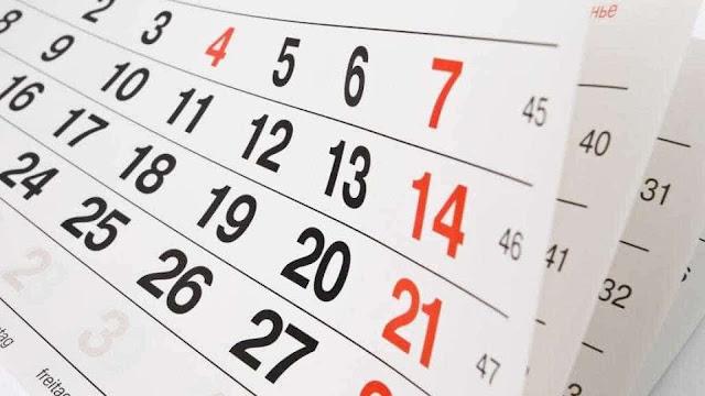 Kalender Pendidikan Tahun Ajaran 2020/2021, 13 Juli Hari Pertama Sekolah