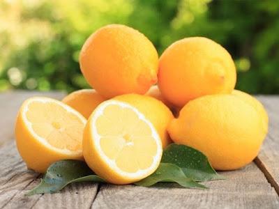 Limón, antioxidante