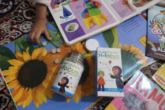 10 sebab kenapa anak-anak perlu makan tablet H-Focus