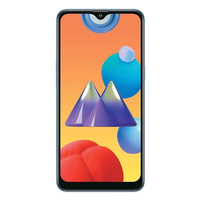 Samsung Galaxy M01s (Blue, 3GB RAM, 32GB Storage)