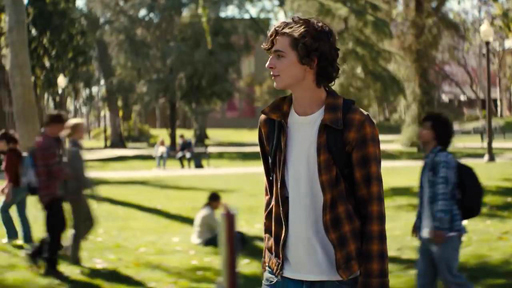 Timothée Chalamet stars with fellow Academy Award nominees Steve Carell and Amy Ryan in Beautiful Boy, due to hit theaters October 12.