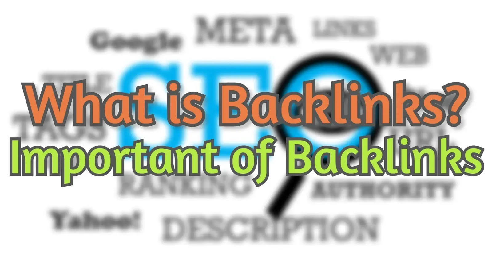 Search Outcomes Net outcomes Backlinks | SEO Greatest Practices-2020