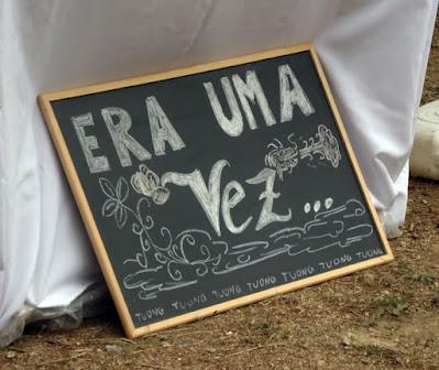 PlacaEra uma Vez no festival um Porto de Contos