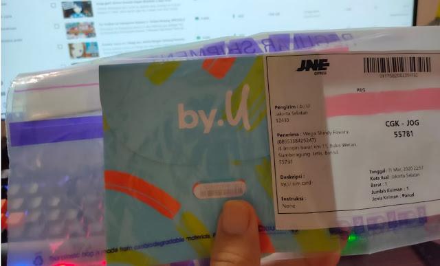 Review Kartu By.U dari Telkomsel