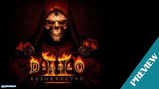 Diablo II Resurrected Open Beta - Amazing Nostalgia