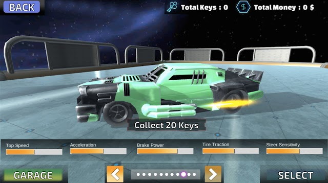 Impossible Cars Punk Stunt - Play Online Free Game