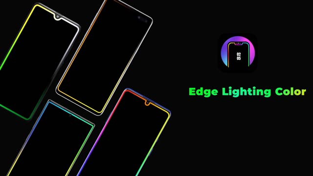 How to enable Border light in any smartphone?