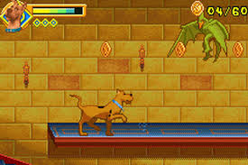 Scooby Doo 2 Monsters Unleashed Gba