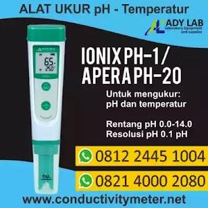 Ady Lab Jual pH Meter Air Apera | pH Meter Digital untuk Filter Air Minum Isi Ulang, Kolam Renang, Air Bersih