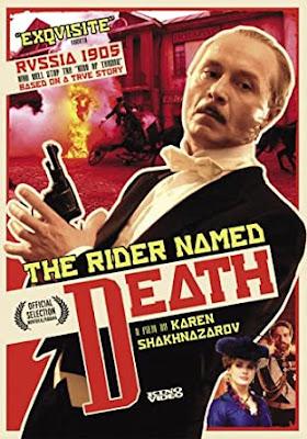 Póster película El jinete llamado Muerte