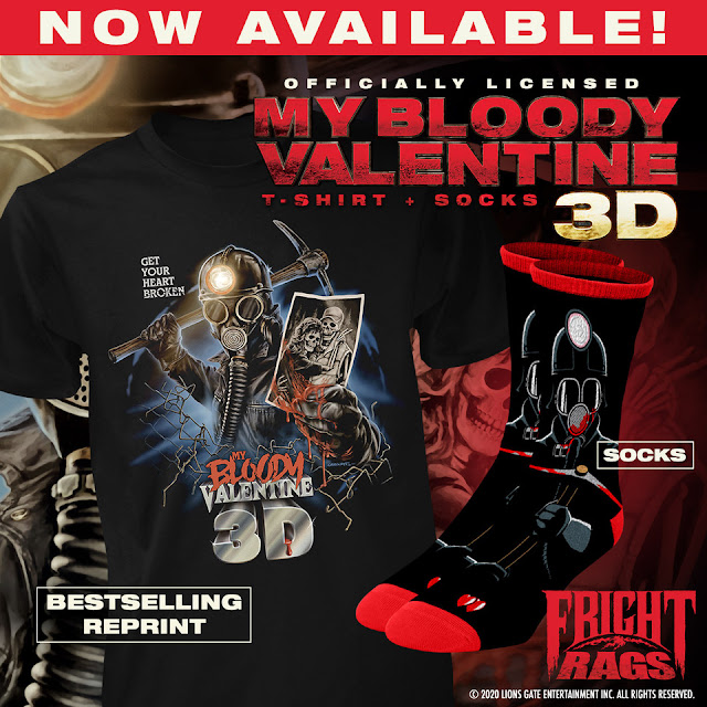 My Bloody Valentine fright rags image