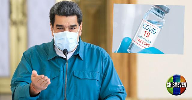 EL REY MADURO |  Soy el primero que se pondrá la vacuna Rusa