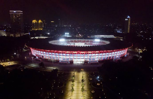 Gelora Bong Karno stadium