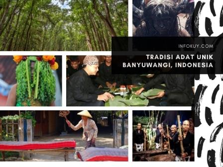 tradisi banyuwangi indonesia, tradisi unik banyuwangi, tradisi unik