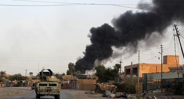 العراق: مقتل 4 وإصابة 30 من الحشد الشعبي إثر قصف أمريكي