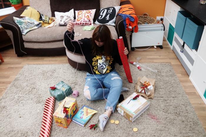 #OneLessWorry How We Get Christmas Ready