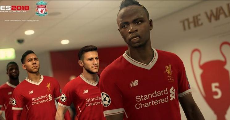 تنزيل لعبة بيس PES 2018 Pro Evolution Soccer