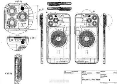 مواصفات ايفون 13 و تسريبات آيفون 13 متى ينزل ايفون 13 iphone
