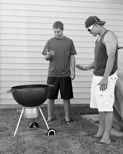 foto barbecue