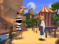 Videojuego Escape from Monkey Island