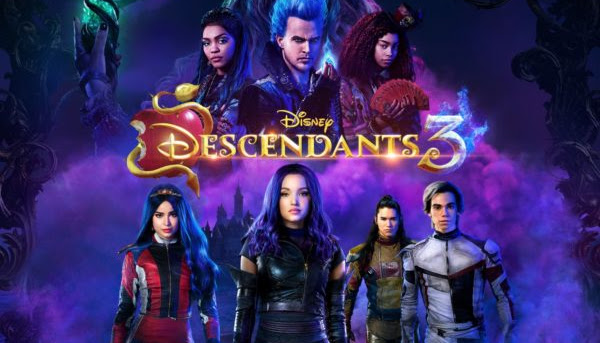 Descendants 3 (Original TV Movie Soundtrack) [Album]