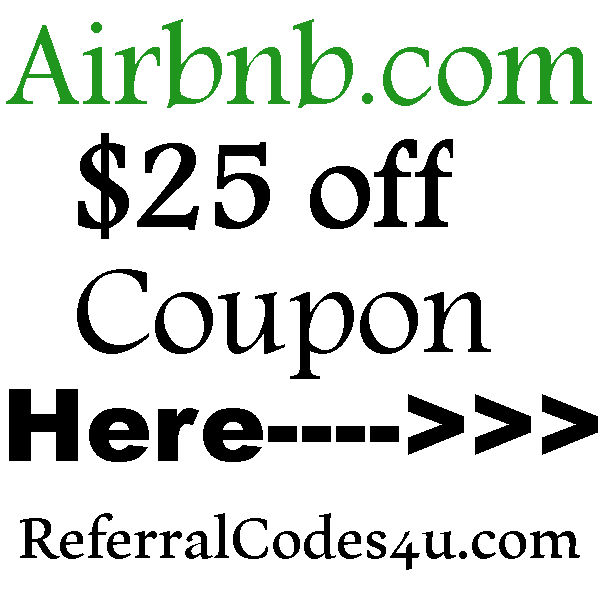 Airbnb Promo Code March, April, May, June, Airbnb Reviews, Airbnb Coupon June, July, August, September
