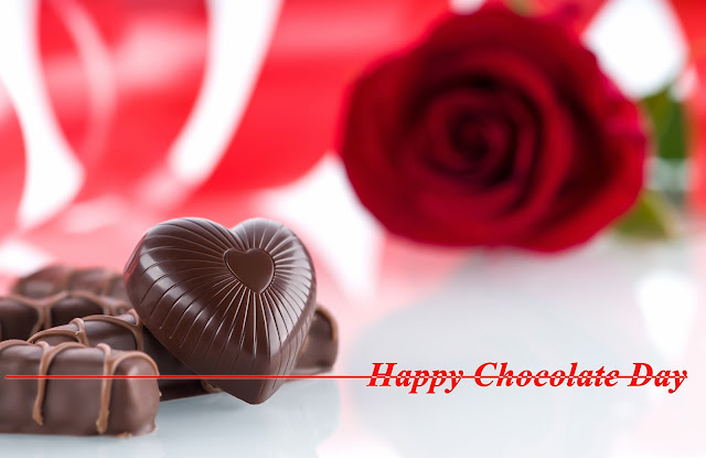 Chocolate Day Love HD Wallpaper