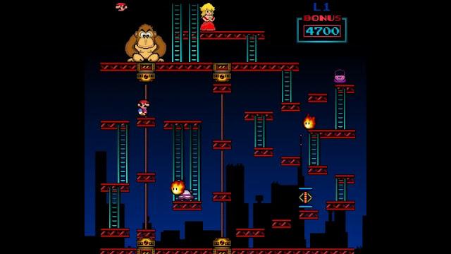 لعبة مغامرات القرد