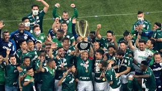 Depois de 12 anos, o Palmeiras é Campeão do Paulistão