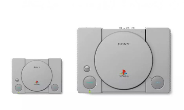 Sony unveils the list of games available with the new 'PlayStation Classic'