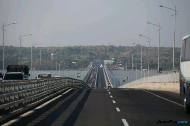 Tol Suramadu Digratiskan, Investasi Rp 5 Triliun yang Kembali Hanya Segini…