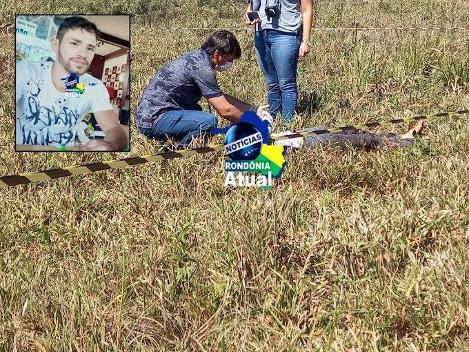 Urgente - Jovem é morto em emboscada na L-94, em Ji-Paraná
