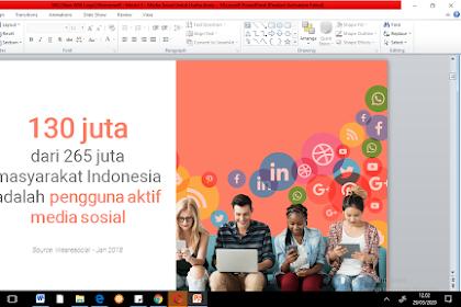 Manfaat Menulis di-Blog: Media Curhat Hingga ke Digital Marketting
