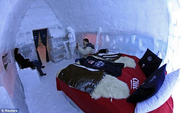 Travel For Everyone Italy Romanian Balea Lac Hotel Made