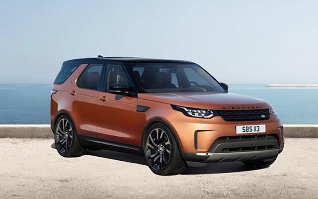 Land Rover Discovery có phần thân xe đẹp kiểu Anh Quốc