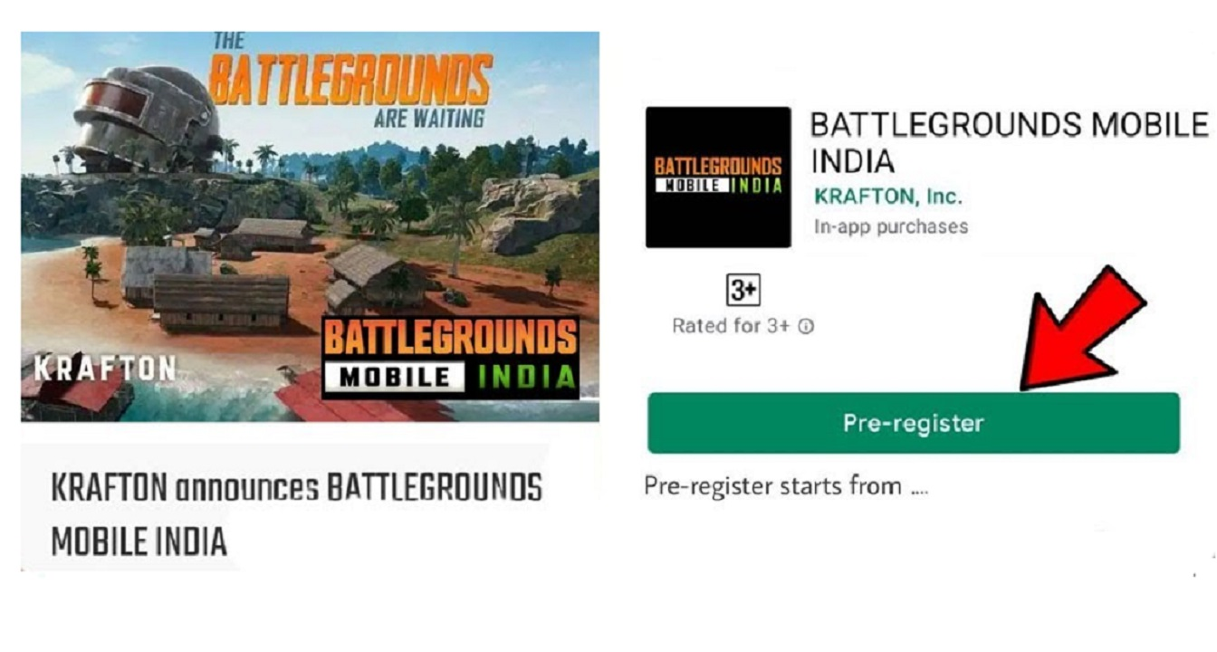 Battlegrounds Mobile India Pre-registrations start date revealed : Check Details Here