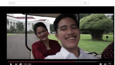 """Viral di Medsos! """"Kaesang Pangarep"""" Anak Presiden Jokowi obama Ini Terkenal  Karena Kebiasaan Nge-vlog"""