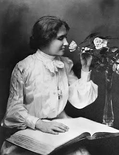 Helen Keller biography in English