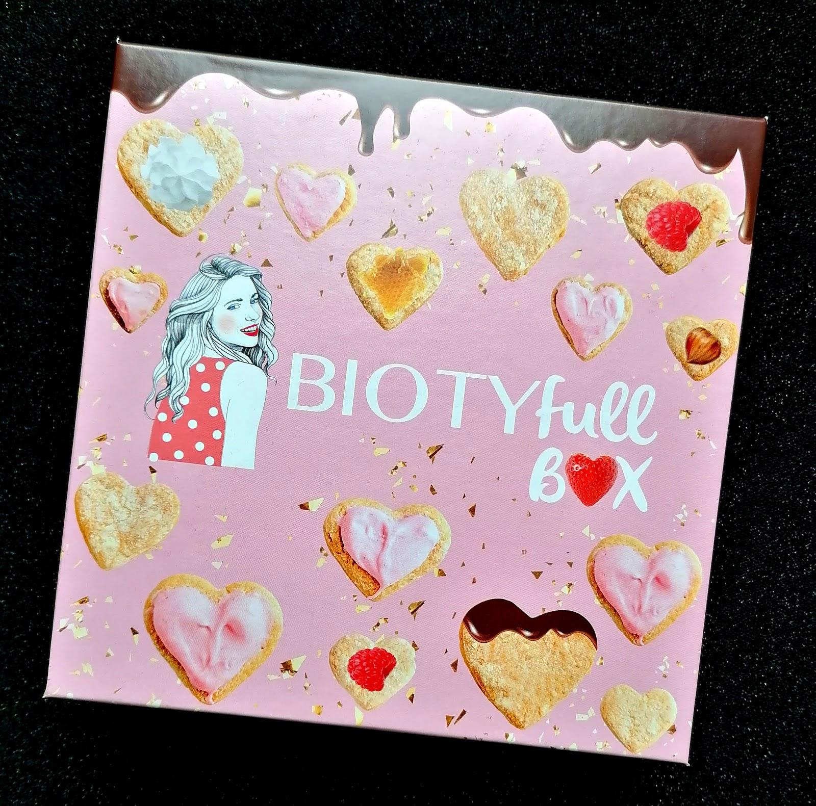 BIOTYFULL BOX Février 2020 > La Gourmande!