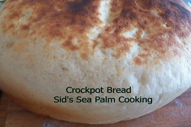 Crockpot Bread