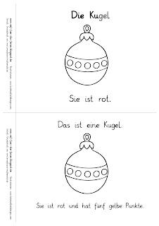 Weihnachtslesebuch - Niveau 1 und 2
