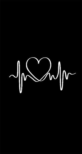 heart live heart beat happy lover  iphone wallpaper