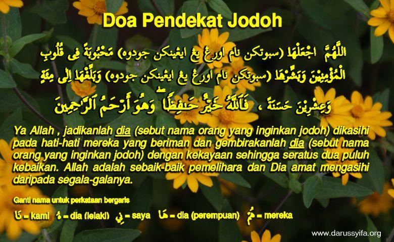 Cara dekatkan jodoh (mencari cinta) ? | Arnamee blogspot