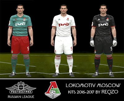 PES 2016 Other European League Kitpack 2016-2017 by ReQzO