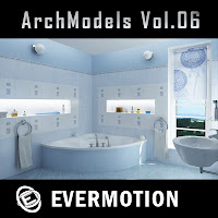 Evermotion Archmodels vol.06單體3dsMax模型合集第06期下載